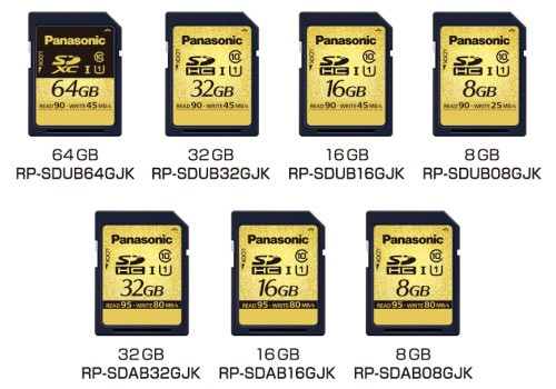 Panasonic preps SD cards that survive heat, water and Xrays, will probably outlast you