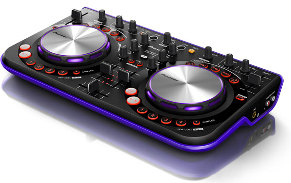 Pioneer announces DDJWeGO twochannel DJ controller, provides entrylevel jams