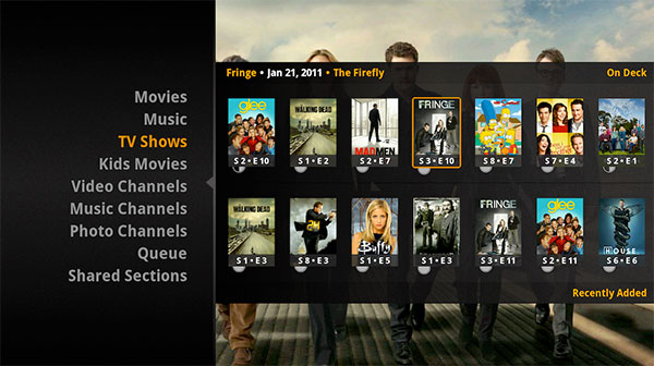 DNP Plex brings extra hustle to Android, remote control to Google TV, Ouya support, ponies for everyone