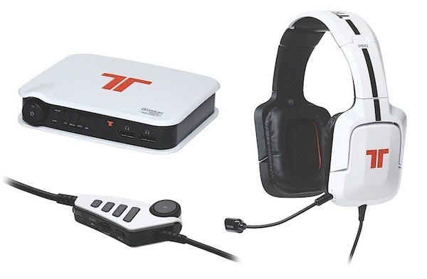 Tritton Pro 51 headset up for preorder, tries to convince you eight drivers are better than two