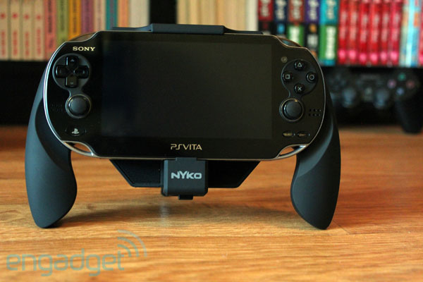 DNP  Nyko Power Grip for PlayStation Vita Review twice the playtime and twice the bulk