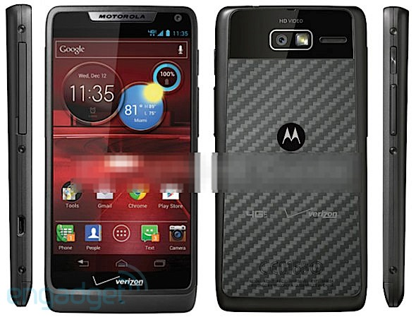 Motorola RAZR M pics and specs revealed