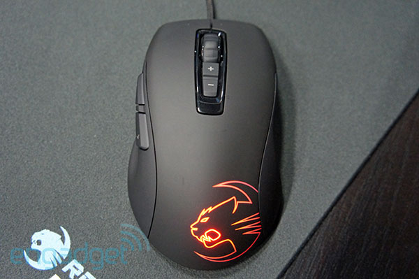 ROCCAT's new mouse the Kone Pure goes back to slightly more basics
