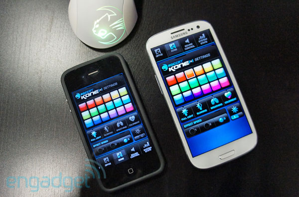 ROCCAT Powergrid Android version in the pipeline, we go handson with the keyboardaugmenting app video