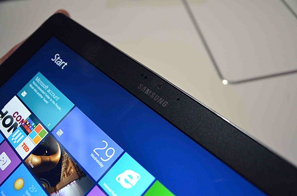 Samsung Windows 8 Activ Tab handson