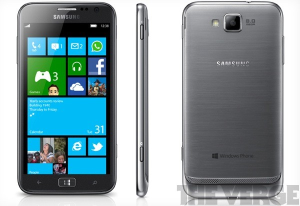 Samsung Ativ Tab and Ativ S details leak, hint a Windows 8 and Windows Phone 8 power duo