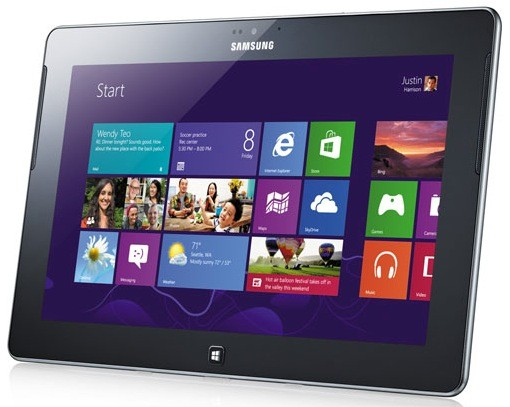 Samsung introduces ATIV Tab a 101inch Windows RT tablet