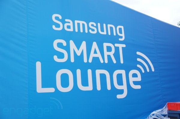 Visualized: Samsung&#8217;s eerily familiar IFA Smart Lounge