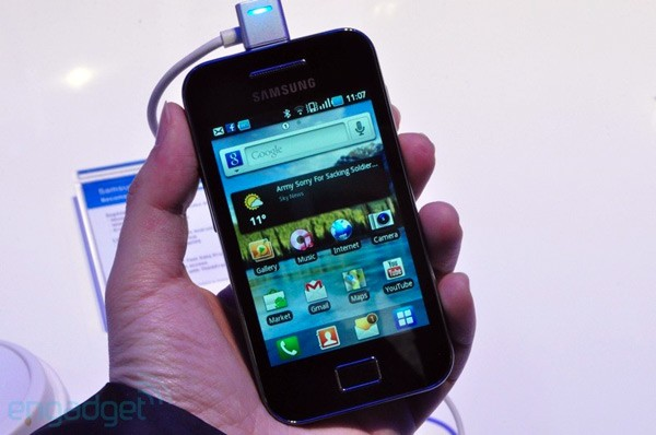Judge cuts international Galaxy S and S II, Galaxy Ace from Apple's lawsuit against Samsung