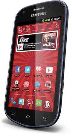 Virgin Mobile reveals Samsung Galaxy Reverb for $250, available for preorder August 29th