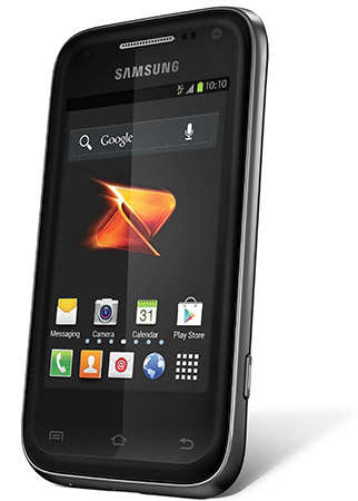 Boost Mobile announces Samsung Galaxy Rush with Android 40, available late September for $150