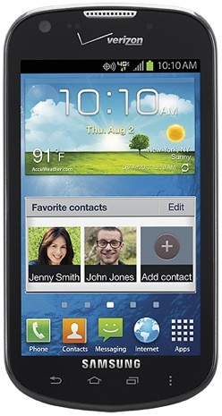 Samsung Galaxy Stellar gets premature outing at Best Buy