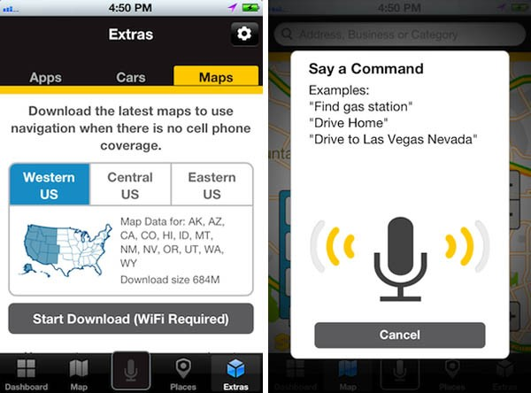 Telenav's Scout gives iOS users offline navigation in exchange for ten bucks
