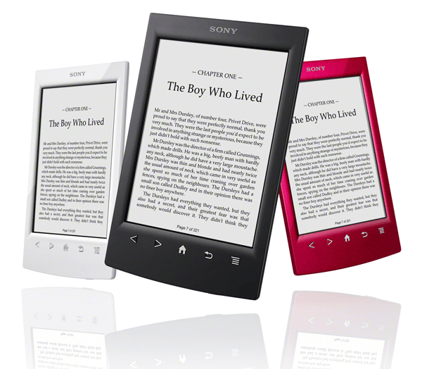 DNP Sony reader