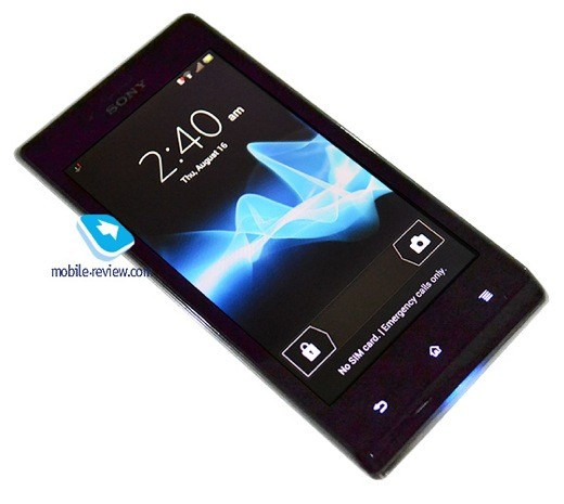 Sony Xperia J gets a preunveiling handson, suggests we'll get exactly what we pay for