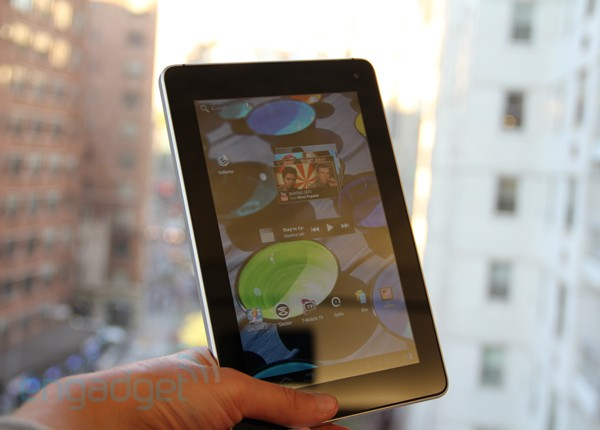 TMobile's Samsung Galaxy Tab 70 Plus getting ISC today Springboard update coming tomorrow