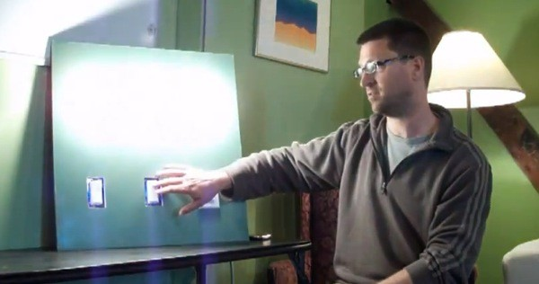 Insert Coin Luminode dimmer switch runs on mesh network, learns to light up our lives video