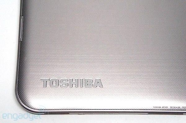 Toshiba backs out of Windows RT devices on launch, pins it on part delays