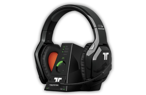 Mad Catz TRITTON Warhead 71 headphones make twoway chat a wireless Xbox 360 affair