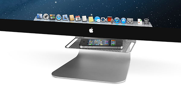 Twelve South debuts BackPack 2 shelf accessory for iMac with three worthwhile enhancements