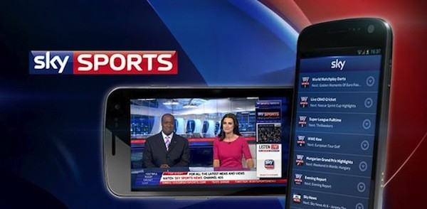 Sky Sports TV app for Android now available, gives you all the football soccer you need