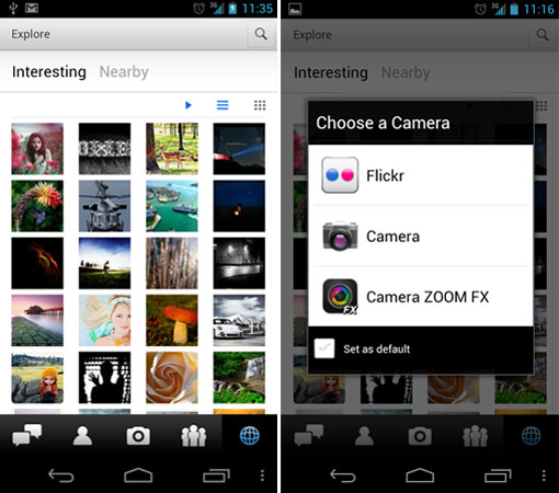 Flickr Android app gets a muchneeded update, touts refreshed UI and camera selection