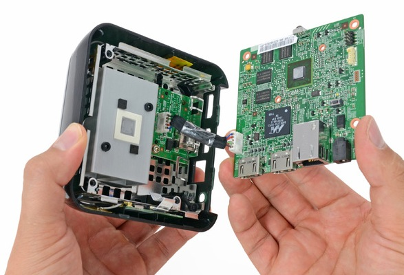 Vizio CoStar teardown supplies the tech specs we never had