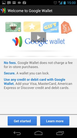 PSA Verizon Galaxy Nexus owners now have direct access to Google Wallet