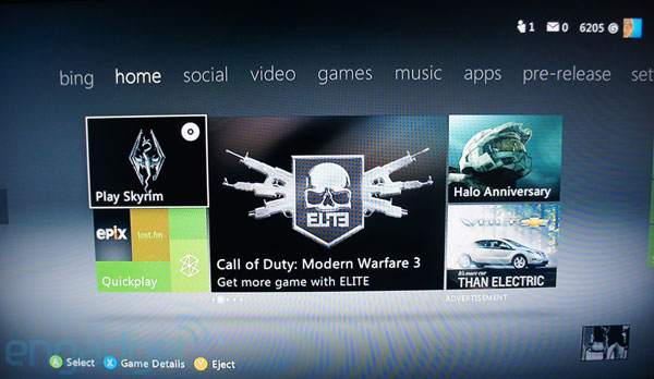 PSA XBox 360 Dashboard Beta reopens, offers 500,000 more slots