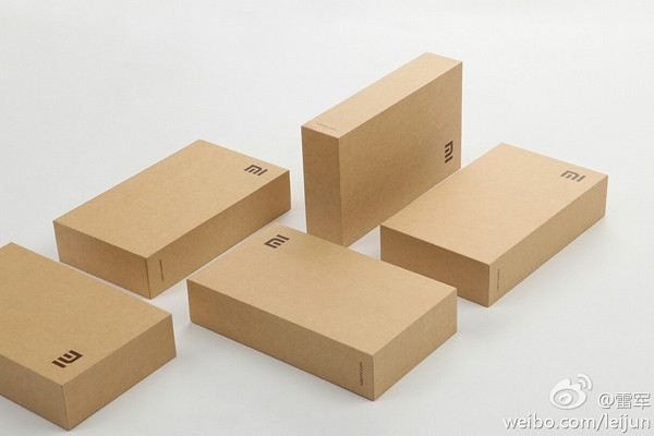 Xiaomi Phone 2 may debut on August 16th, packaging will withstand 180kg of force