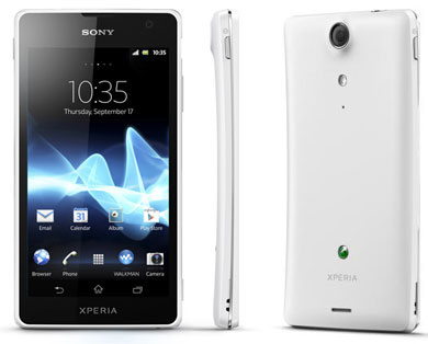 Sony Xperia GX arrives in Japan stores today