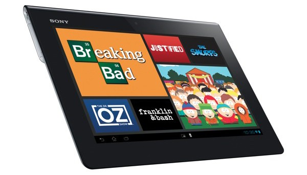 DNP EMBARGO Sony Xperia Tablet S official Tegra 3, IR remote and Android 40, starts at $400