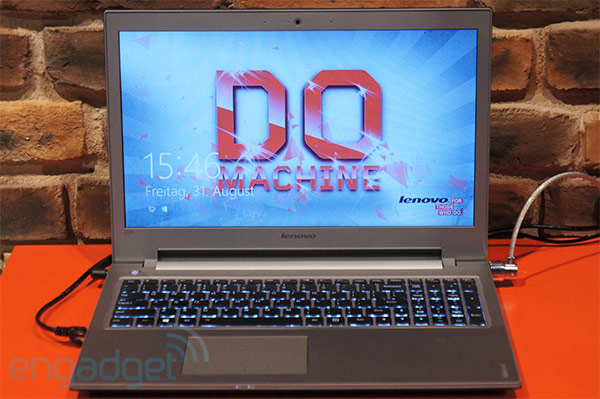 Lenovo expands IdeaPad lineup with Windows 8compatible Y and Z series prices start at $549