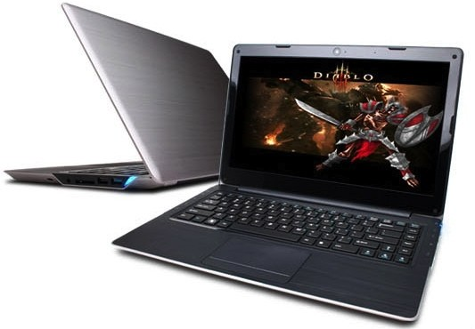 CyberPowerPC intros ZeusM Ultrabook series, prices start at $679