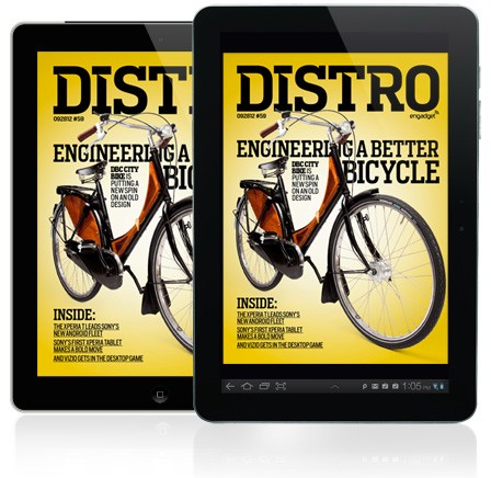 Distro Issue 59 DBC City Bike is putting a new spin on an old design