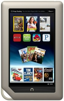 Barnes Amp Noble Nook Hd Hd Vs Nook Tablet What S Changed