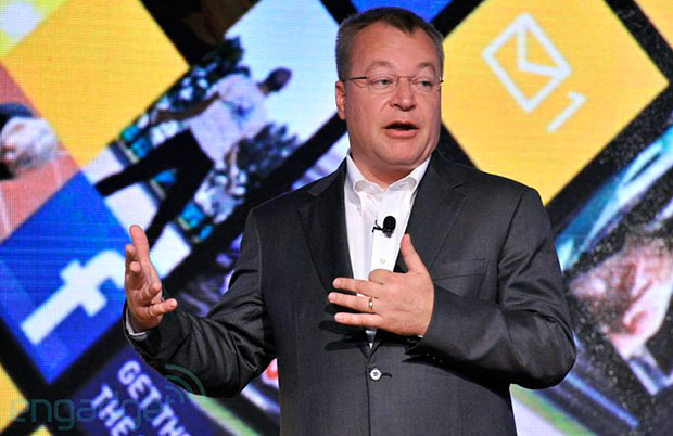 Engadget Live Join us at 4AM ET for an 'ask me anything' Q&A with Nokia CEO Stephen Elop!