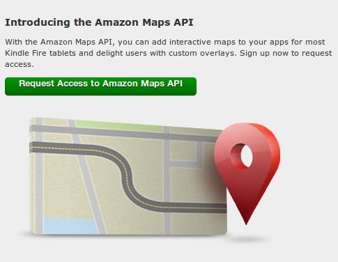Amazon Maps API enters beta as retailer weens itself off Google