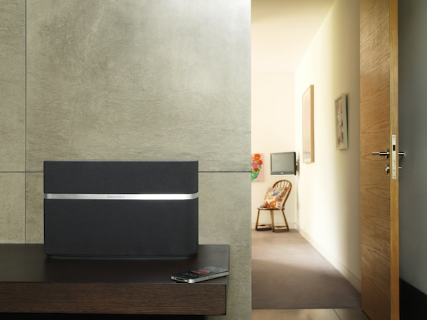 Bowers & Wilkins intros classy A7 and A5 AirPlayspeakers