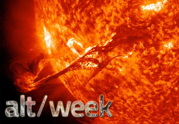 Altweek 9812 Moon farming, self powered health monitors and bringing a 50,000 yearold girl to life