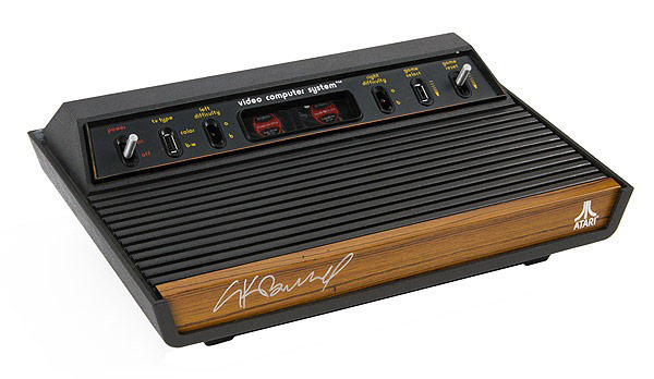 Atari 2600s get PC innards, 22,857 times more processing power