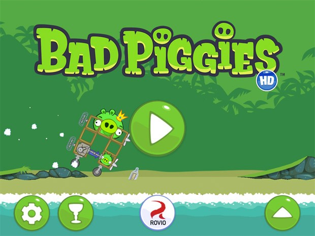 Angry Birds sequel 'Bad Piggies' launches today on iPad, we go handson