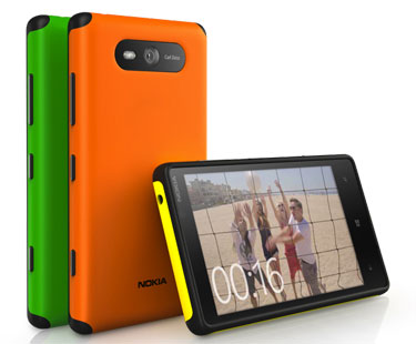 Nokia details new ruggedized shells for Lumia 820