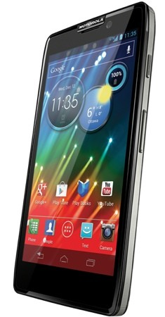 Motorola's RAZR HD LTE coming 'exclusively' to Rogers in Canada later this fall