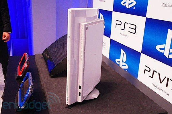 Sony PlayStation 3 2012 up close and personal eyeson