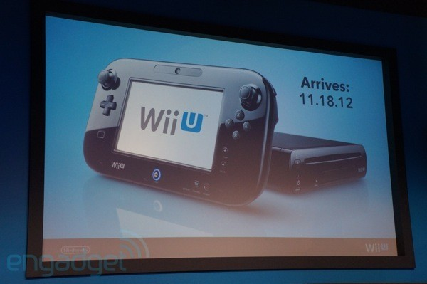 Nintendo Wii U arrives in the US on TKTK, priced at TKTK