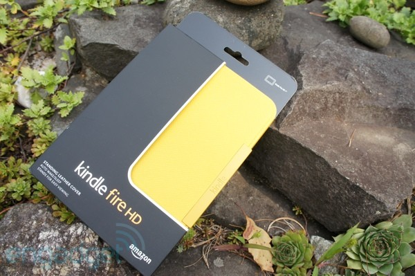 Amazon Kindle Fire HD review 7inch