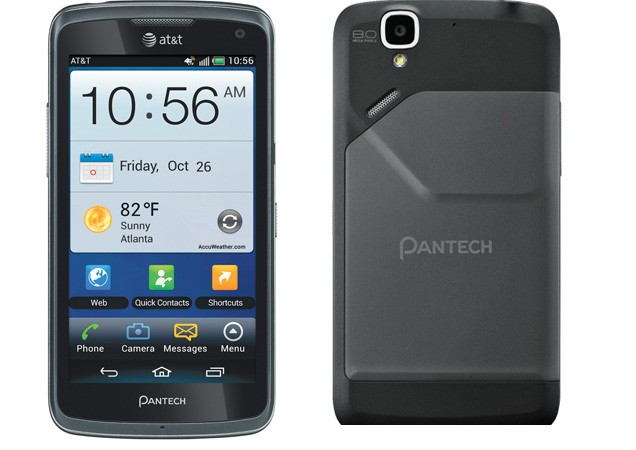 Pantech Flex coming to AT&T on September 16 for $50, offers new 'Easy Experience' mode