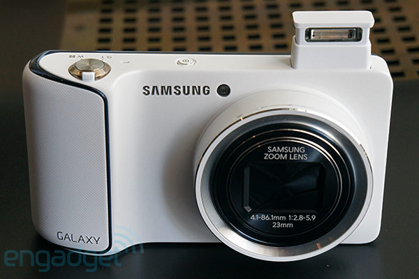 DNP Editorial Android cameras  could Samsung's Galaxy gamble save the pointandshoot industry