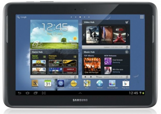Samsung Galaxy Note 101 now on sale in Canada for $499
